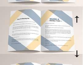 Nro 24 kilpailuun I need eBook Content Pages Designed käyttäjältä bachchubecks