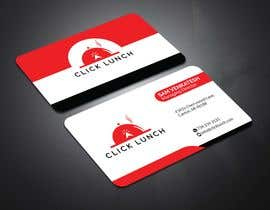 #36 cho Need a trendy visiting card design for the food delivery business bởi sohelrana210005