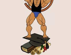 #67 pёr Cartoonist Job for Funny Bodybuilder Drawings (CONTEST for selection) - 10/04/2019 01:27 EDT nga LinBLinG