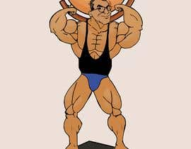 #106 for Cartoonist Job for Funny Bodybuilder Drawings (CONTEST for selection) - 10/04/2019 01:27 EDT af LinBLinG