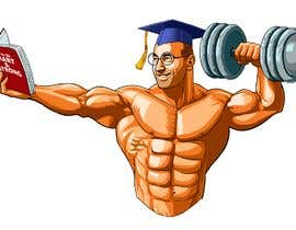 #42 pёr Cartoonist Job for Funny Bodybuilder Drawings (CONTEST for selection) - 10/04/2019 01:27 EDT nga AffendyIlias