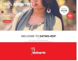 nº 98 pour design  a logo (datingrdp.com) par jhonnycast0601