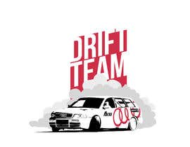 #2 for Design a Logo/T-shirt/Hoodie for a drift team by SouthArtel