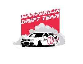 #36 for Design a Logo/T-shirt/Hoodie for a drift team by SouthArtel