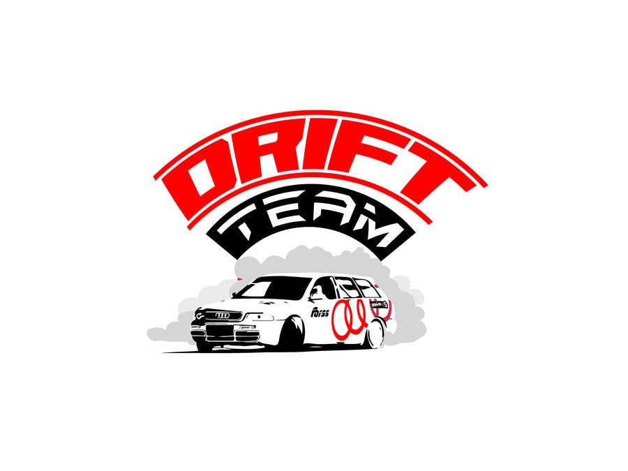 Kilpailutyö #21 kilpailussa Design a Logo/T-shirt/Hoodie for a drift team