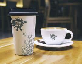 nº 73 pour Paper coffee cup design par FALL3N0005000