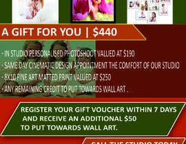 #27 para Design a 5x5 trifold gift voucher with a rustic earthy feel neat and well designed. - 10/04/2019 11:11 EDT por Rakibul0696