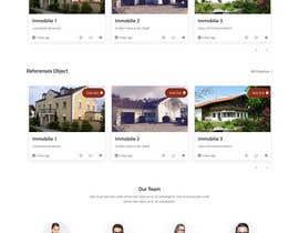 Nro 32 kilpailuun Relaunch of website for real estate in Wordpress käyttäjältä webhazrat