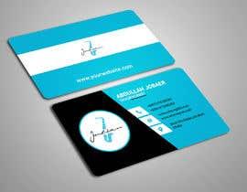 #94 for Design business cards for musician - Saxophone - Logo available by sakibtherockboy