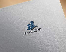 RIMAGRAPHIC tarafından I need a logo made for my commercial construction company called Quality Control Projects. Please make sure it appears commercial - no houses. için no 42