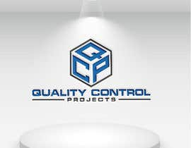 rimaakther711111 tarafından I need a logo made for my commercial construction company called Quality Control Projects. Please make sure it appears commercial - no houses. için no 31