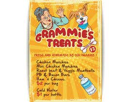 #10 for Popcorn Sign and Grammie's Treats Sign (dog treats) by sudhalottos