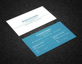 #217 for design business cards and compliment slips by Mijanurdk