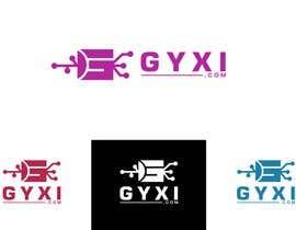 #22 cho Logo for Gyxi.com bởi owaisahmedoa