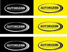 "Nro 12 kilpailuun I require a car cleaning / car auto detailing logo designed. Any ideas welcome. £10 offer for a simple, crisp design. If you win, there will be repeat/future business coming your way. The name for the logo is "" AutoKleen ""  - 11/04/2019 18:09 EDT käyttäjältä IkbalMI"