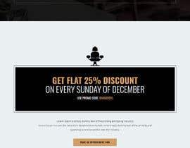 #8 for Website Design for Barbershop in USA by kadir01