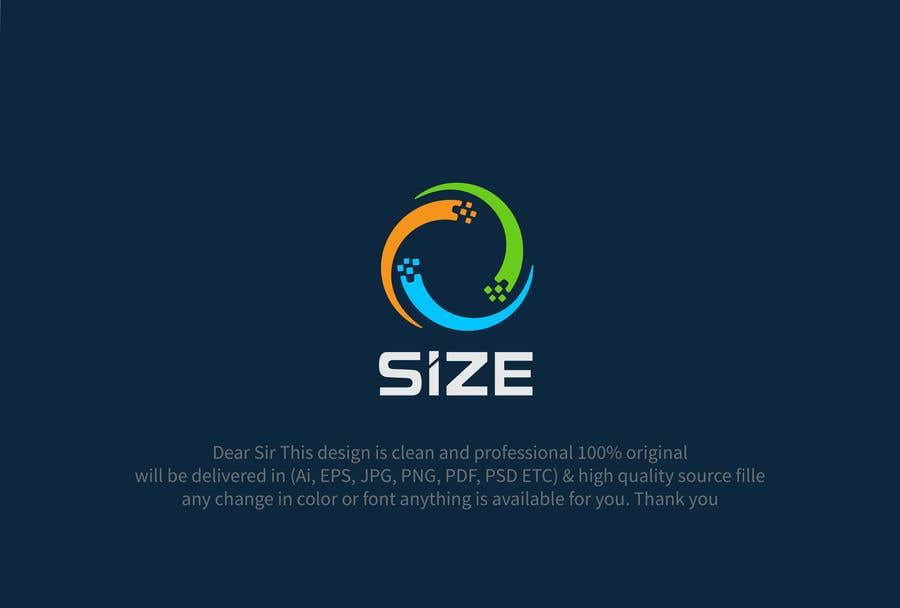 Contest Entry #581 for Logo Design - SIZE