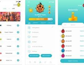 Nro 5 kilpailuun Design 25 Level Icons for App käyttäjältä era67