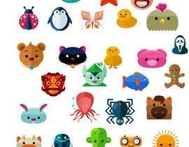 Nro 2 kilpailuun Design 25 Level Icons for App käyttäjältä imaginemeh