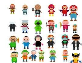 Nro 3 kilpailuun Design 25 Level Icons for App käyttäjältä imaginemeh