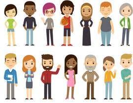 Nro 17 kilpailuun Design 25 Level Icons for App käyttäjältä imaginemeh