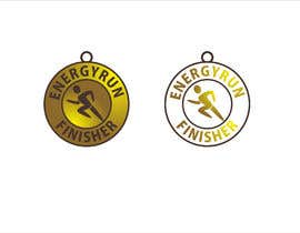 #16 for stickman logo for ocr medal in 3D af dulhanindi