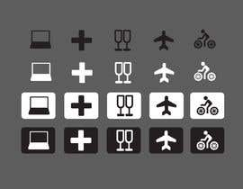 #29 for Create Icons by arafaselim