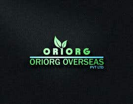 #19 for OriOrg Overseas Pvt Ltd by bipu619