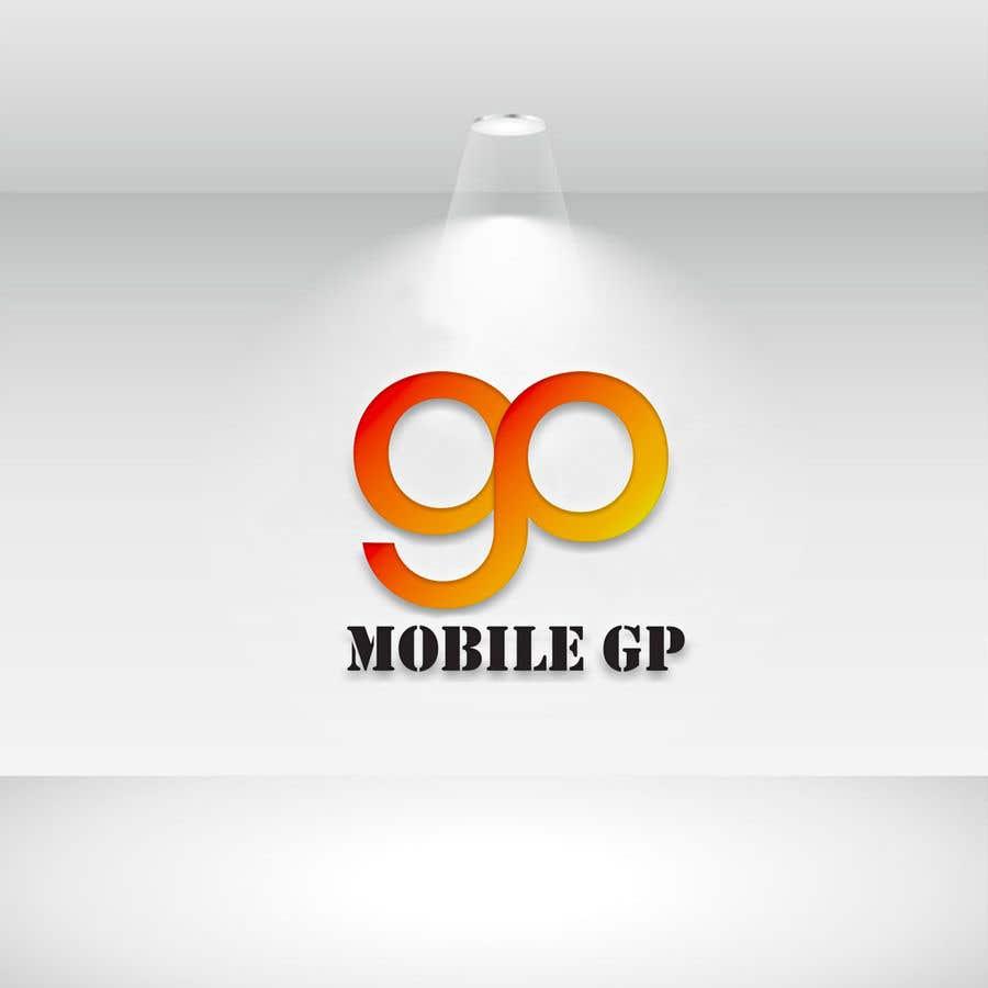 Penyertaan Peraduan #965 untuk Design a logo for MOBILE GP