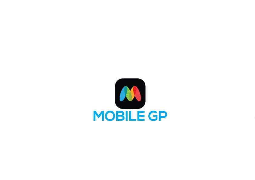 Penyertaan Peraduan #88 untuk Design a logo for MOBILE GP