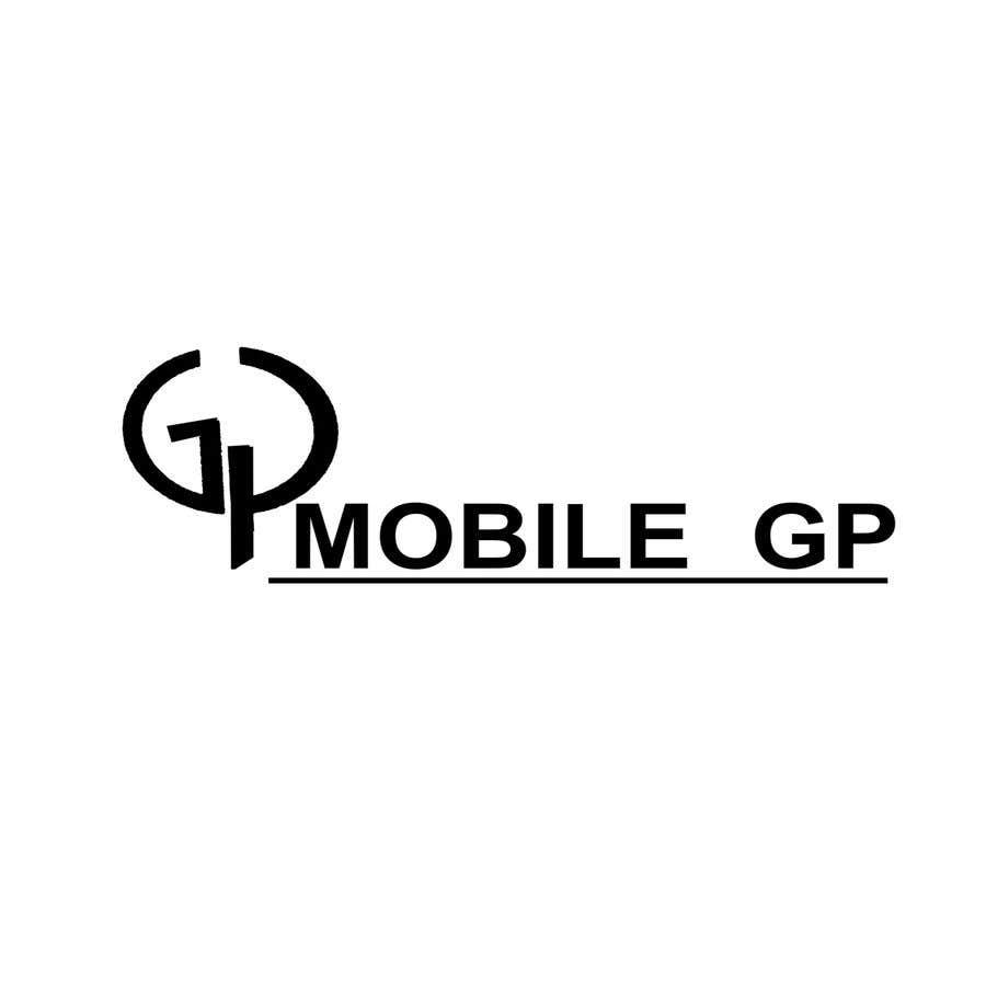Penyertaan Peraduan #1097 untuk Design a logo for MOBILE GP