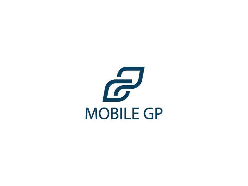 Penyertaan Peraduan #936 untuk Design a logo for MOBILE GP