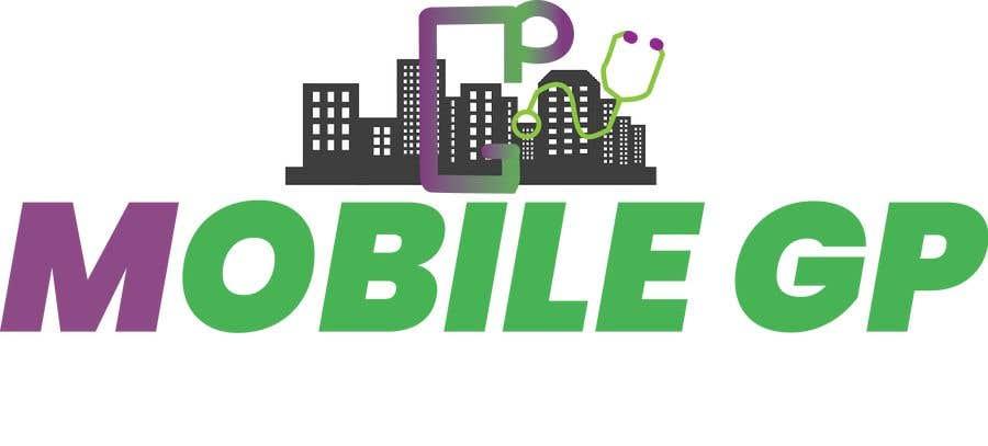 Penyertaan Peraduan #773 untuk Design a logo for MOBILE GP