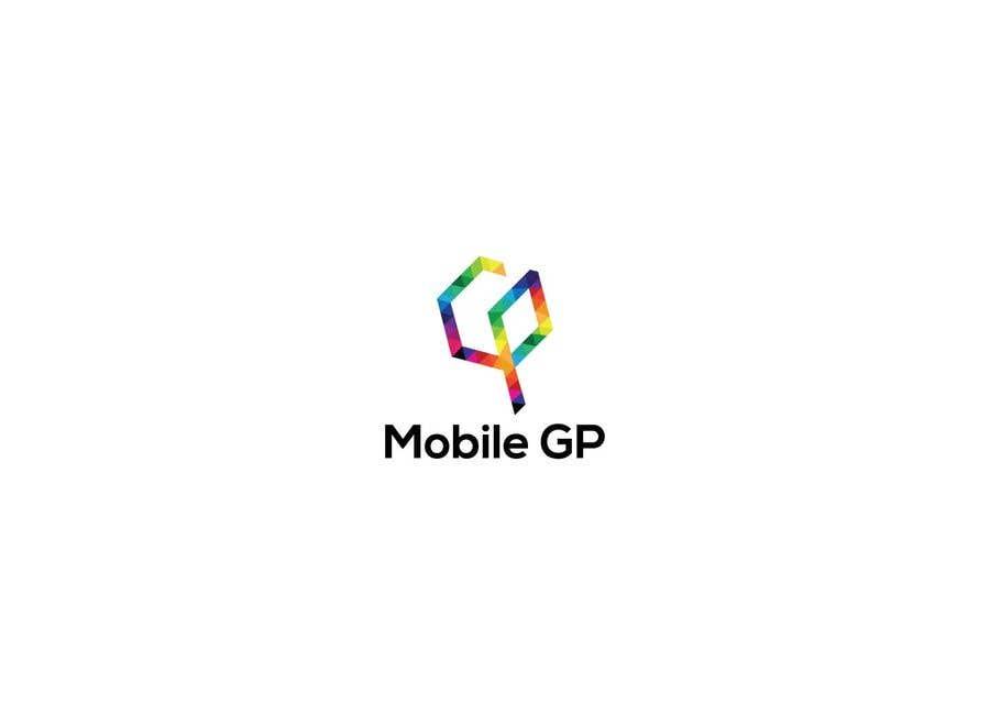 Penyertaan Peraduan #149 untuk Design a logo for MOBILE GP