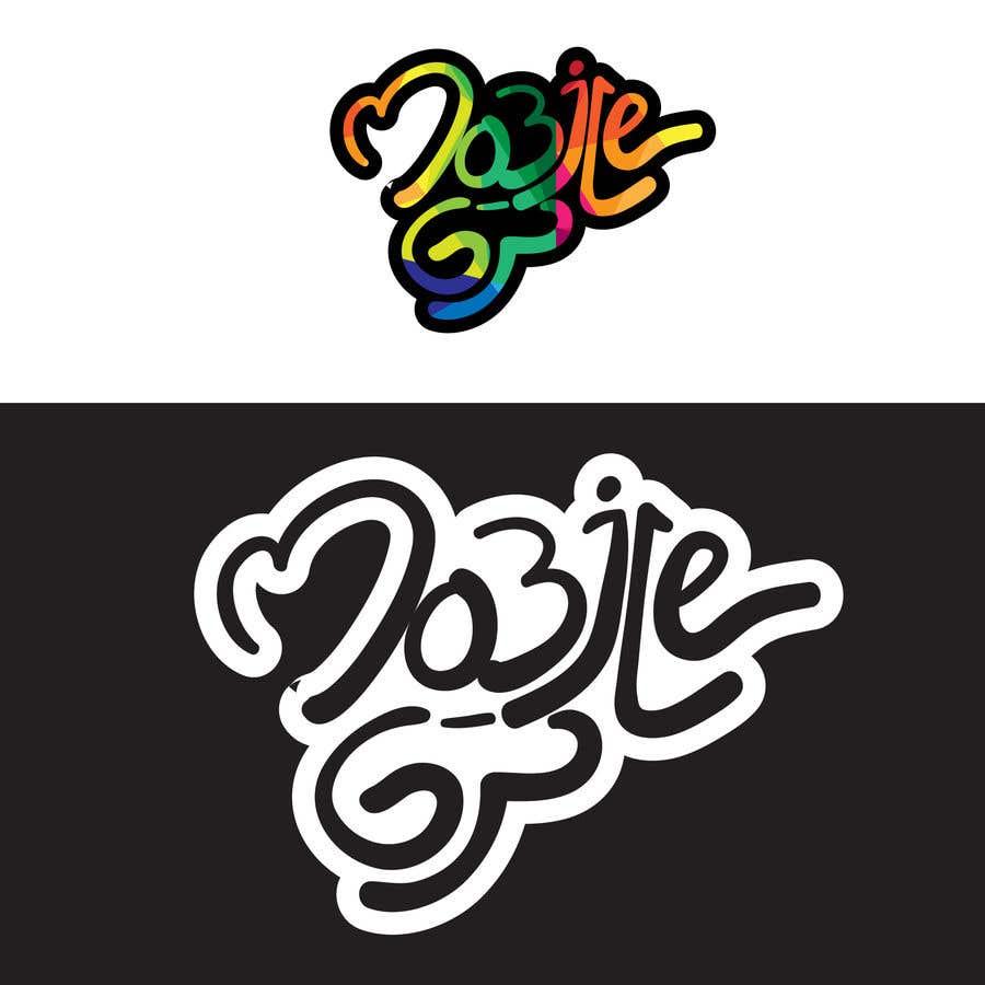 Penyertaan Peraduan #82 untuk Design a logo for MOBILE GP