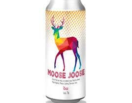 #7 untuk Beer Can Design - Moose Joose oleh mahabubulhoq
