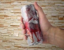 #20 untuk Beer Can Design - Moose Joose oleh Mina1329