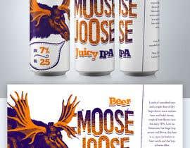 #12 untuk Beer Can Design - Moose Joose oleh MandrakeX2