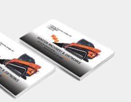 #19 for Company Vehicle Sign and Business Cards af nazmulalam232