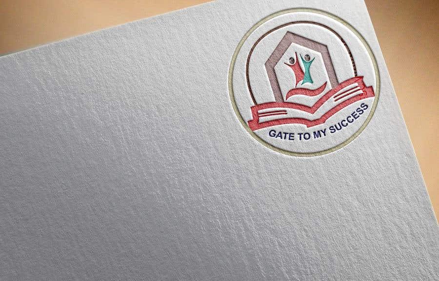 Penyertaan Peraduan #10 untuk Logo for Gate to My Success