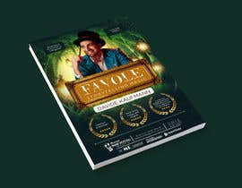 #69 cho Flyer for a magic show bởi dnamalraj