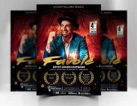 #39 cho Flyer for a magic show bởi satishandsurabhi