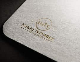 #117 for Build a Logo for: Nikki Nevarez Skincare by golddesign07