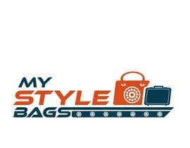 #54 untuk Logo for company selling suitcases and women handbags oleh Creative3dArtist