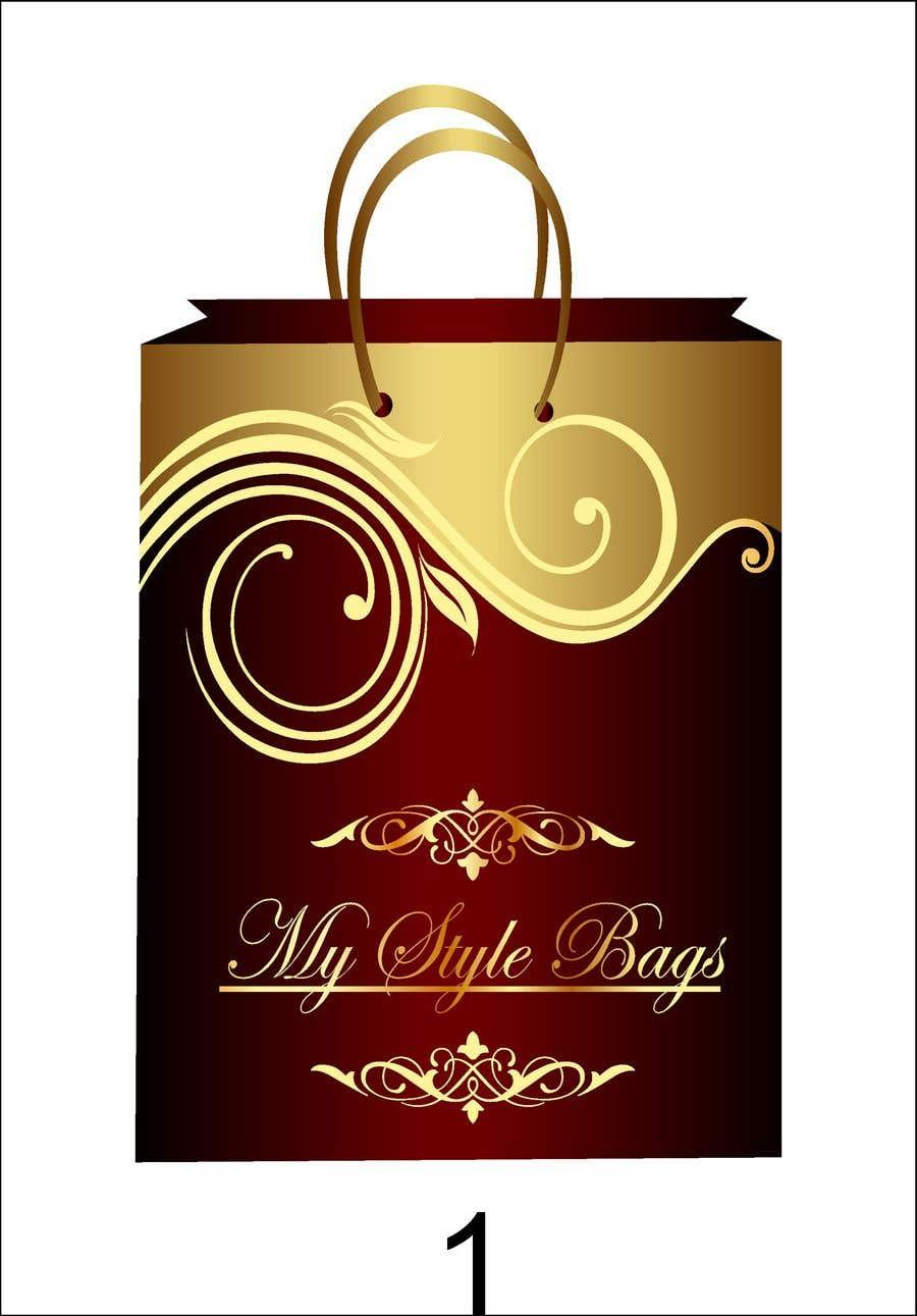 Kilpailutyö #49 kilpailussa Logo for company selling suitcases and women handbags