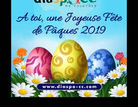 #75 for Happy Easter design - 2019 by savitamane212