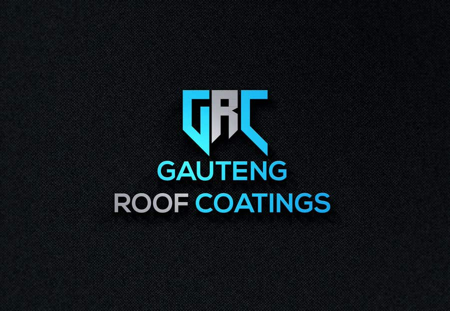 Konkurrenceindlæg #7 for Gauteng Roof Coatings Logo Design