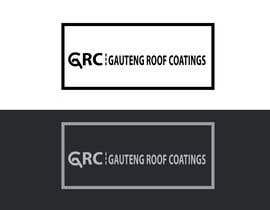 #35 for Gauteng Roof Coatings Logo Design af alamin355