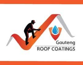 #45 for Gauteng Roof Coatings Logo Design af TonniMollikDT
