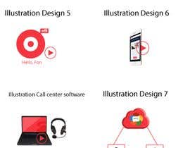 MuhammadUmairR tarafından Looking for the creation of 18 illustrations and 1 icon için no 1